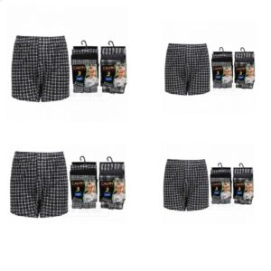 Boys Cotton Classic Fancy Boxer Shorts, Under Wear