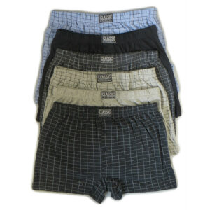 Men's Cotton Boxer Shorts in Big Sizes