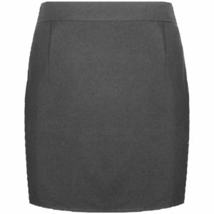 Ladies Back Zip Fastening Pencil Skirt (Made in UK)