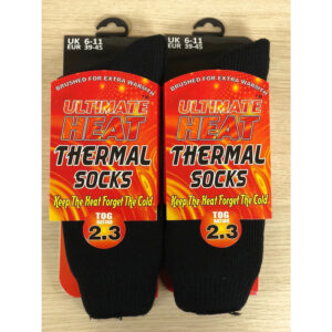 Men Thermal Winter Warm Heat Holders Socks