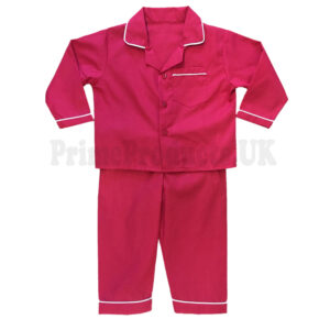 Boys Nightwear Shirt & Pyjama Set