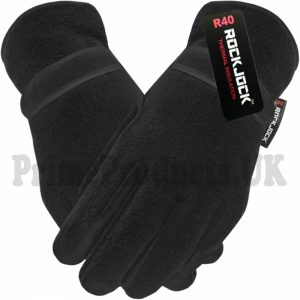 Women's Active Fleece R40 Insulated Thermal Gloves