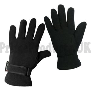 Men's Active Fleece R40 Insulated Thermal Gloves