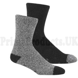 Men's Pierre Roche Premium Quality Lounge Slipper Socks