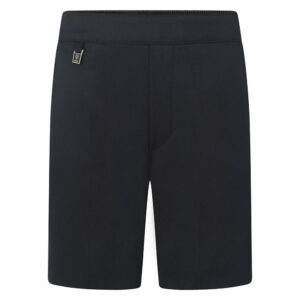 Boys Pull Up Elasticated Back School Uniform Short