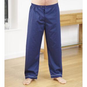 Men's Champion Plain Cotton Long Pyjama Trouser